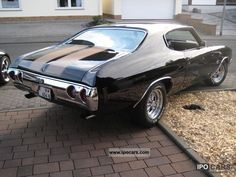 1972 Chevelle Ss 454   1972 Chevrolet CHEVELLE SS 454 cult! New photos! - Car Photo and Specs