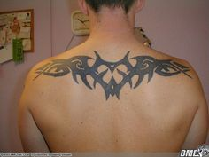 Tribal Back 1