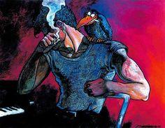 Andrea Pazienza #fumetti #disegno #arte