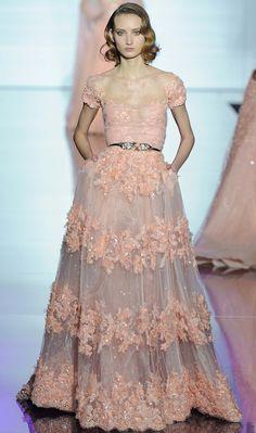 Zuhair MuradSpring Summer 2015 Haute Couture Paris Fashion Week PFW.