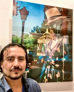 """David Perea on Instagram: """"Maiden of Spain. Reflected Reality of Madrid. (26"""" x 40""""). Single exposure photography art print. Grateful for the 9 years of partnership.…"""""""