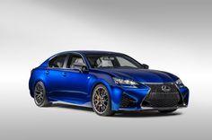 2016 Lexus GS F First Look - Motor Trend