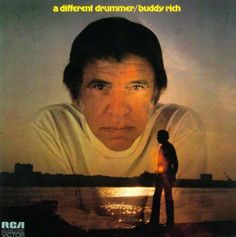 Buddy Rich - A different drummer