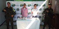 Noticias de Cúcuta: Captura a dos hombres por el delitos de tráfico, f...