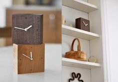 interesting clock idea