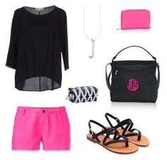 Black and pink is NEVER out of style. Order at www.dreambigwithkim.com and join my VIP Group at www.facebook.com/groups/itsinthebagwithkim