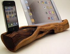Mac and iPhone dock.  Not that I need it, nor do I know the price of it, but it's very cool.
