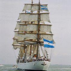 Fragata ARA Libertad - Argentina