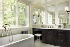 7 Self-Reliant Tips: Blinds For Windows Color best blackout blinds.Blinds For Windows Color window blinds logo.Kitchen Blinds No Sew. Home Design, Bath Design, Vanity Design, Design Ideas, Interior Design, Sink Design, Bathroom Blinds, Kitchen Blinds, Living Room Blinds