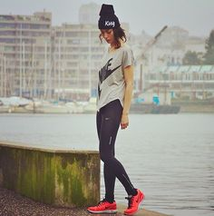 lesportblabel:  Running more than a Trend a real life style