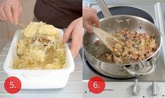 Chlupaté knedlíky | Apetitonline.cz Macaroni And Cheese, Menu, Ethnic Recipes, Food, Menu Board Design, Mac And Cheese, Essen, Meals, Yemek