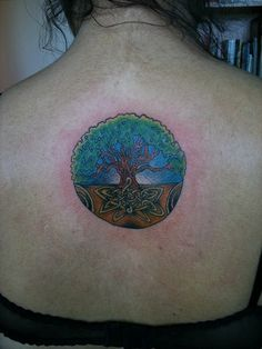 tree of life - quite different