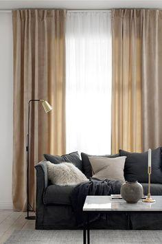 Gardiner & tilbehør - Shop boligindretning online Ellos.dk