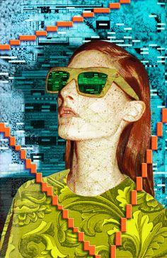 """Stella  by Wayne Edson Bryan    ART PRINT / MINI (7"""" X 10"""")  $17.00"""