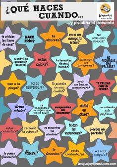 Learn Spanish Online Private Spanish Lessons are a comfortable and effective way of improving with qualified, experienced and native teachers. Spanish Classroom Activities, Spanish Teaching Resources, Spanish Language Learning, Classroom Games, Learn To Speak Spanish, Learn Spanish Online, Spanish Basics, Spanish Lessons, Spanish Vocabulary