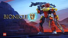 LEGO(R): Bionicle(R): The Journey to One Launching Exclusively On Netflix in 2016