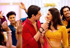 Hasee Toh Phasee New Movie Stills