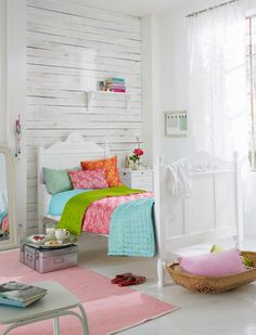 beautiful kids room / colours <3