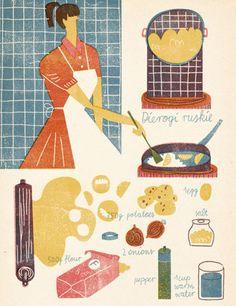 Illustrations June `15 on Behance