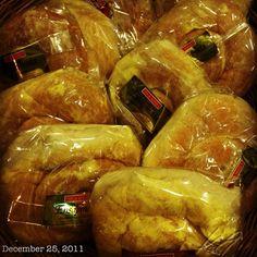 Ensaymada #pandemanila #philippines #christmas giving