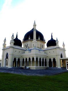 Mosquée Zahir à  Kedah - Malaysie