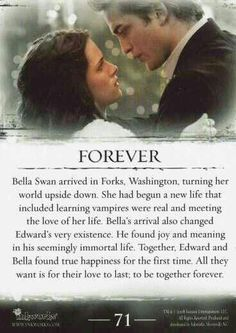 #TwilightSaga #Twilight - Forever #71