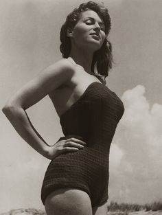 Silvana Mangano, 1950 by pictosh, via Flickr