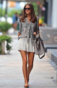 Olivia Palermo: Por las calles de Nueva York. Septiembre de 2012