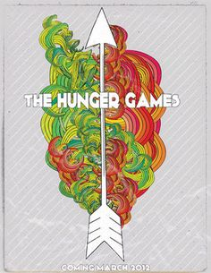 'The Hunger Games' fan made book covers