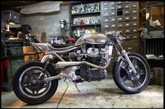 Honda 500 CX by Retromotors Rootsmotorcycles