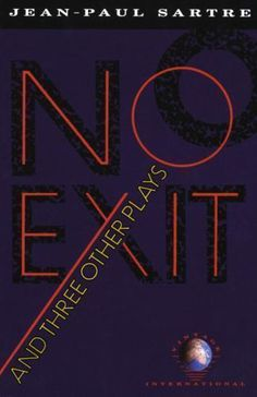 Vintage International: No Exit and Three Other Plays by Jean-Paul Sartre (1989,