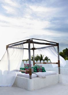 Shooting Star Lodge in Sansibar