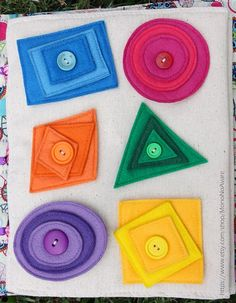 shapes quiet book for kıds (2)