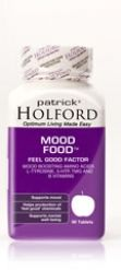 Mood Food provides a combination of amino acids, plant extracts, vitamins and minerals. Dosage: Take 3 tablets once or twice daily, or as directed by your healthcare practitioner.