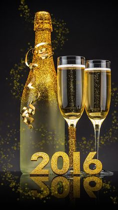 happy new year 2016 wallpaper iphone