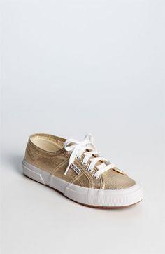 Superga 'Lamé' Sneaker available at #Nordstrom