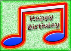 Happy Greetings Congrats: Birthday e card C-Dur