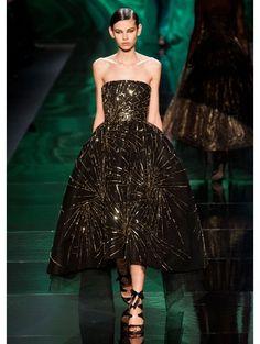 Highlights New York Fashion Week a/w 2013   Monique Lhuillier - Devine