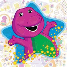 82 Best Barney Images Barney Party Barney Birthday Party