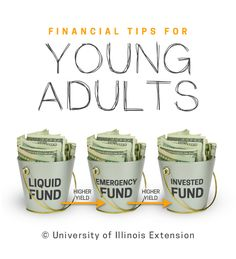 BLOG POST: Financial Tips for Young Adults - What to do with your SAVINGS