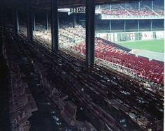 October 2, 1970. The Day After Connie Mac Stadium closed