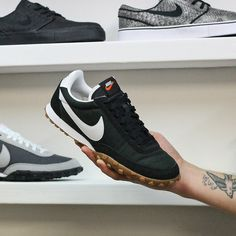 Nike shoes in stock including Nike Air Max Huaraches Nike Sock Darts and  Prestos with Flyknit styles at Urban Industry UK New Nike shoes arriving  weekly