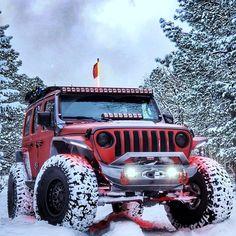 If Jeeps could take selfies...📸 .. .. Visit my new youtube channel www.youtube.com/c/jlrubitron #JLon40s #jlrubicon #arizonajeepgirls… Red Jeep Wrangler, Jeep Rubicon, Jeep Wrangler Unlimited, Jeep Wranglers, Jeep Jl, Jeep Truck, Jeep Brand, Jeep Wave, Vintage Jeep