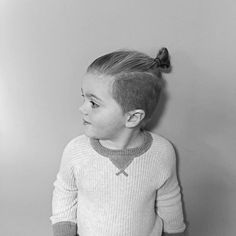 The Latest Trend In Kids Hair Is Going to Look VERY Familiar via Brit + Co