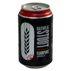 Fourpure : Oatmeal Stout Can