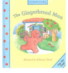 The classic tale of The Gingerbread Man comes to life with this charming lift-the-flap book. A popular classic tale, Niland's water- colour illustrations make this a special book. Children will love guessing the transformation on each page when they lift the sturdy flap! Age 3 .