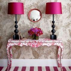 Toile desk