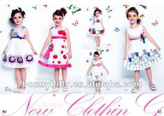 hot sale flower china kids clothes fashion design small girls dresse, View kids clothes fashion design small girls dresse, Bonnybilly Product Details from Guangzhou Bonnybilly Children Clothing Trading Firm on Alibaba.com