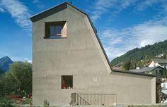 Project: Neubau Einfamilienhaus in Scuol | Architekten D. Jüngling und A. Hagmann, Chur/Schweiz