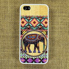 Floral elephant, Tribal Geometric, Aztec iPhone 4 case, iPhone 4s case, iPhone 5 case, iPhone 5C case, Samsung Galaxy S4, S3 case on Etsy, $14.43 AUD